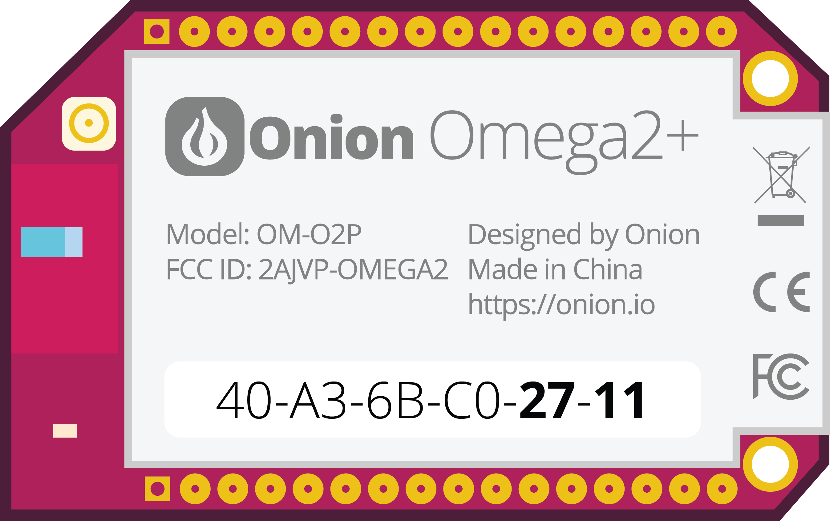 Omega2 Documentation