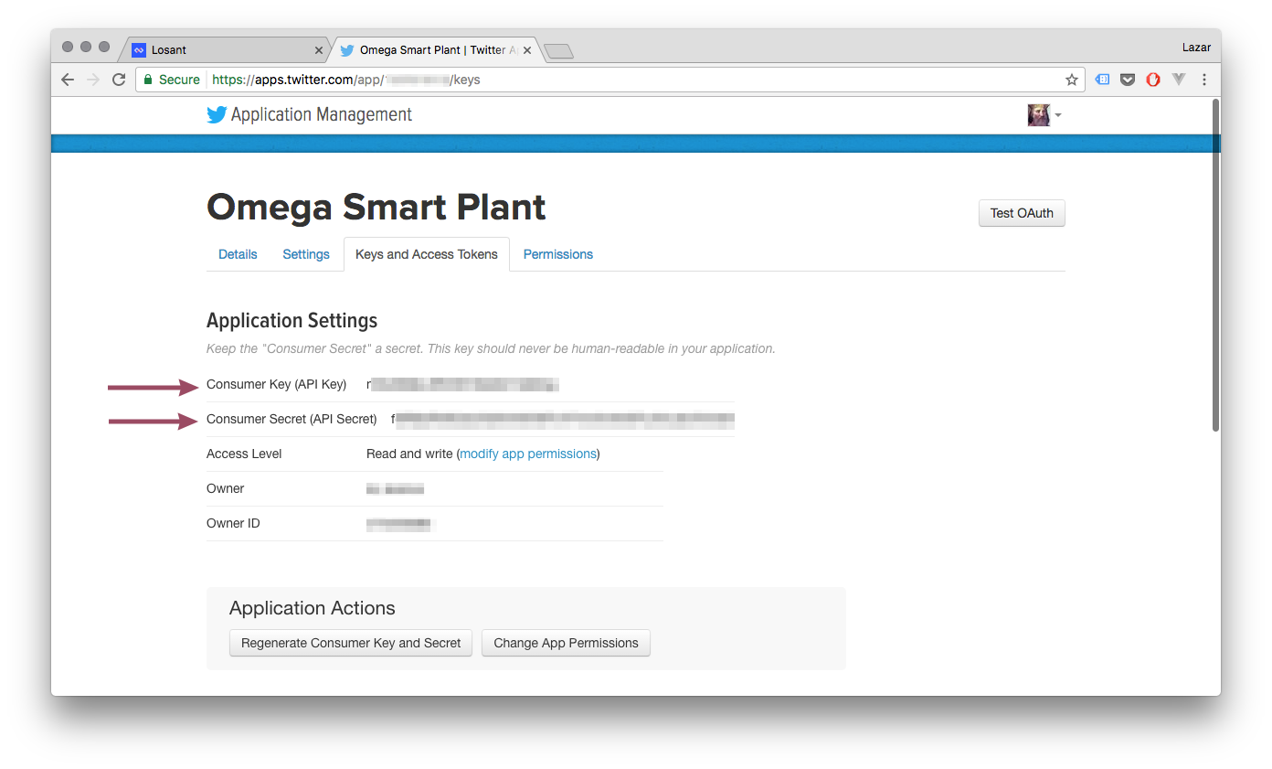 Smart Plant - Twitter Alerts   Onion Omega2 Project Book Vol  1